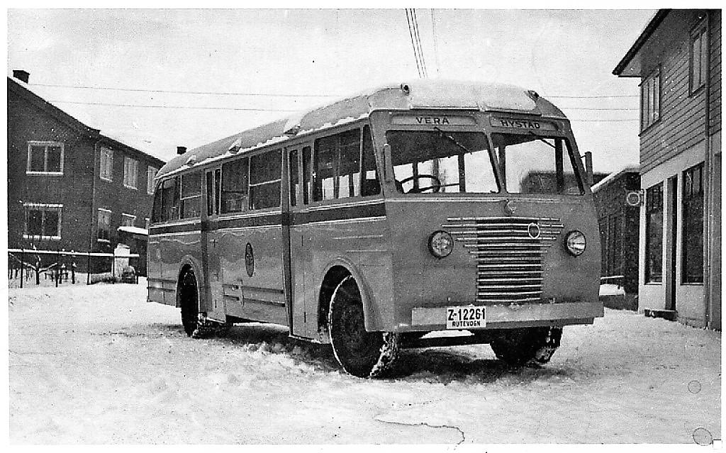 Bilde av Ny buss