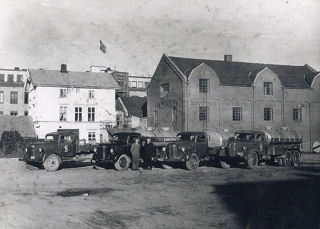Bilde av Overlevering på Brygga