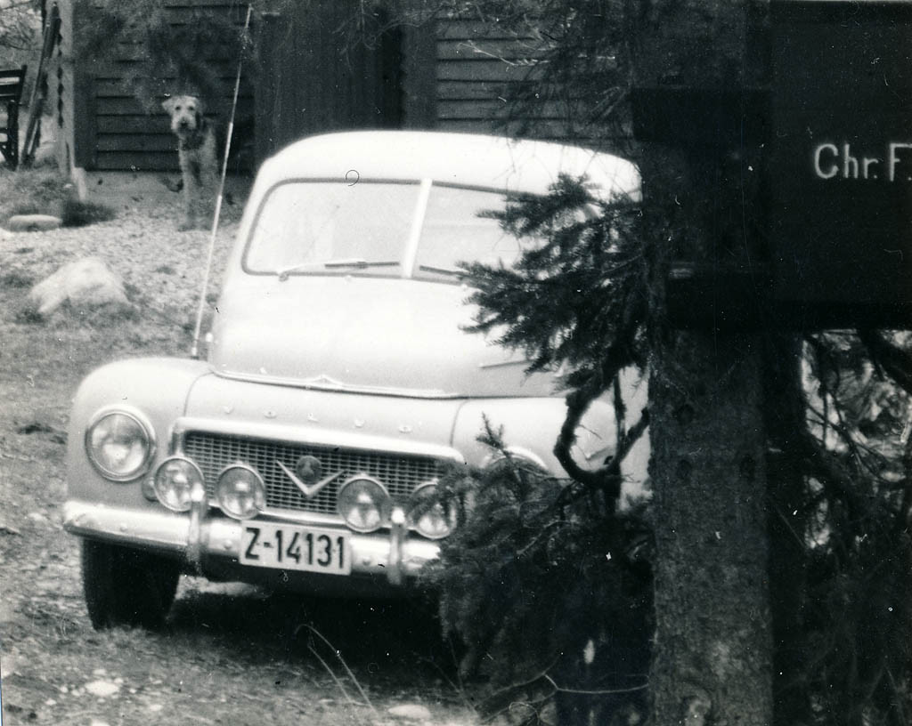 Bilde av Volvo PV