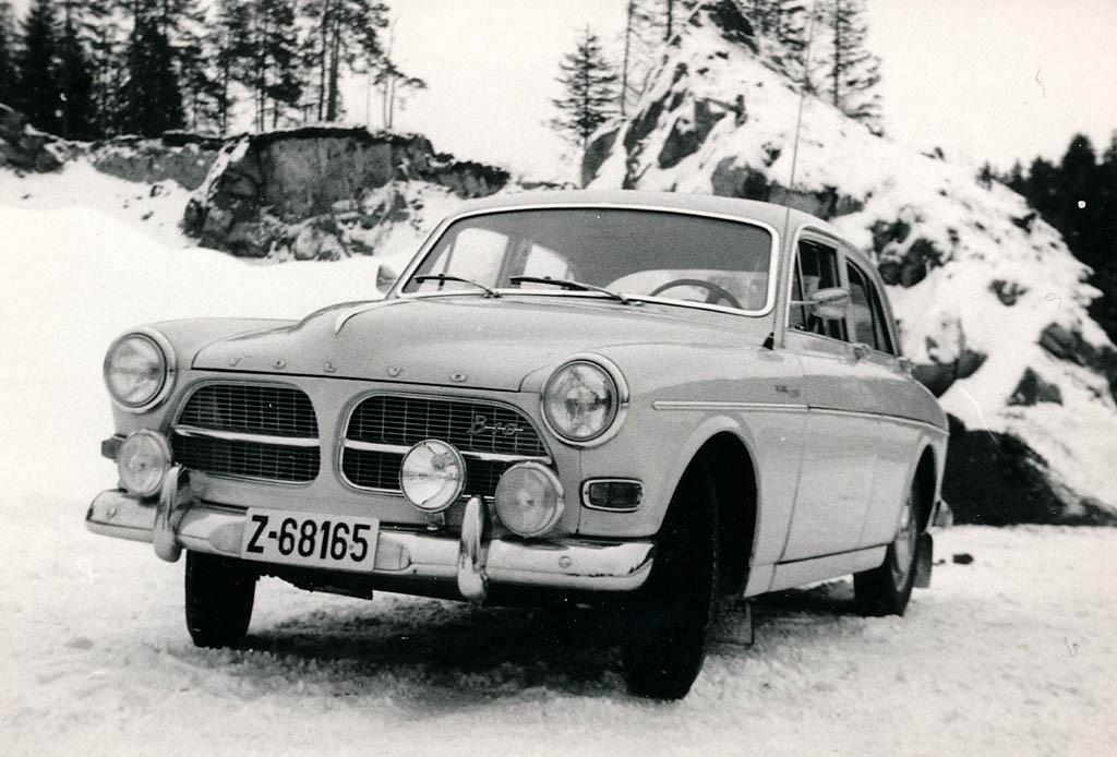 Bilde av Volvo Amazon