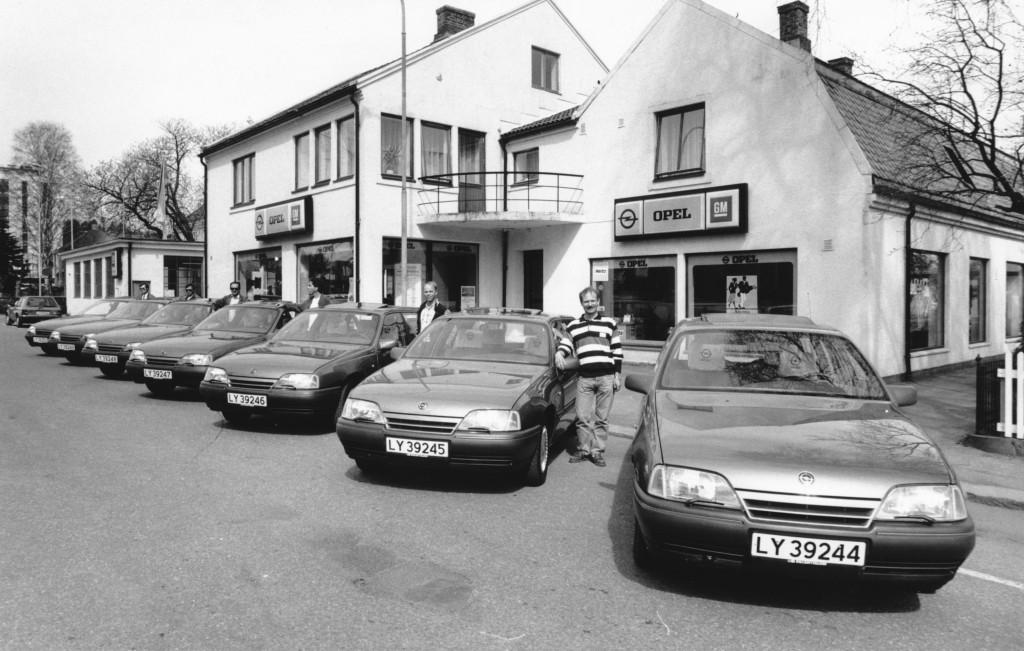 Bilde av Nye Opeler til kjøreskole