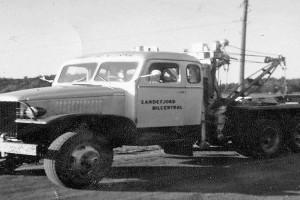 Bilde av Bergingsbil