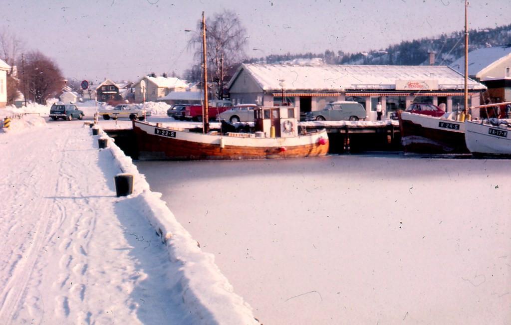 Bilde av Fra fiskebutikk i båt til stort sjømatfirma på land