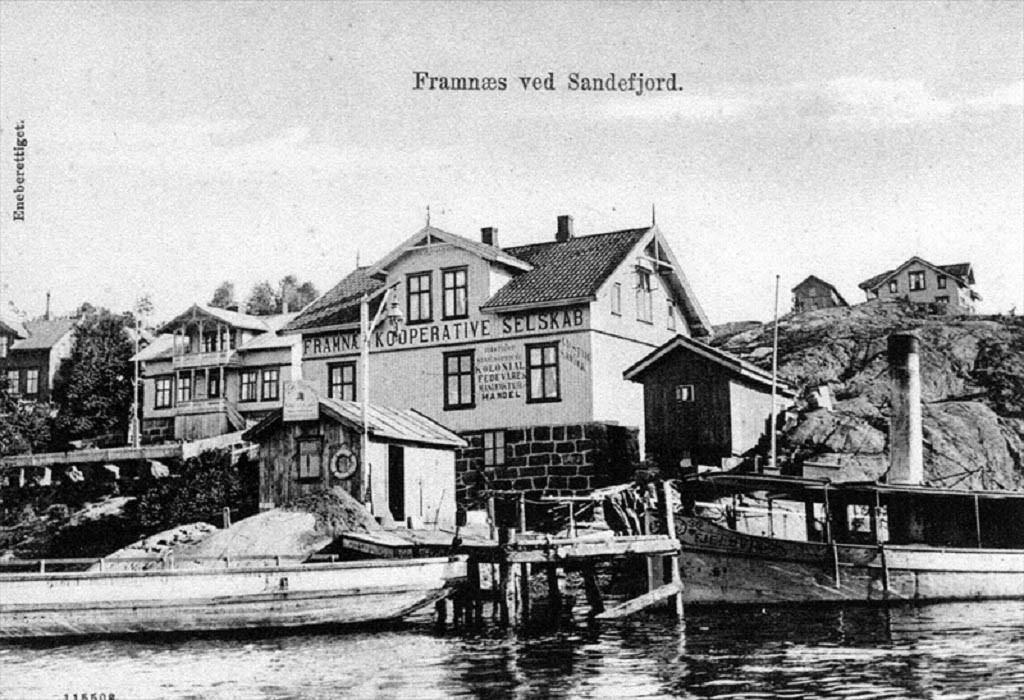 Bilde av Framnesveien/Ferjeveien