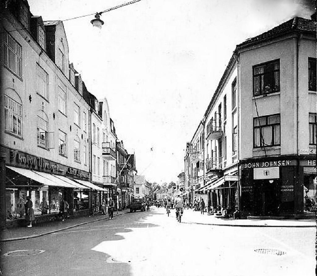 Bilde av Krysset Kongens gate/Storgata