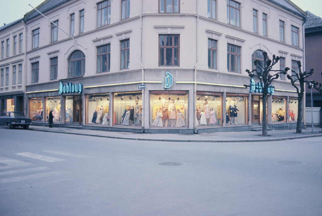 Bilde av Fasade krysset Kongens gate/Kirkegata