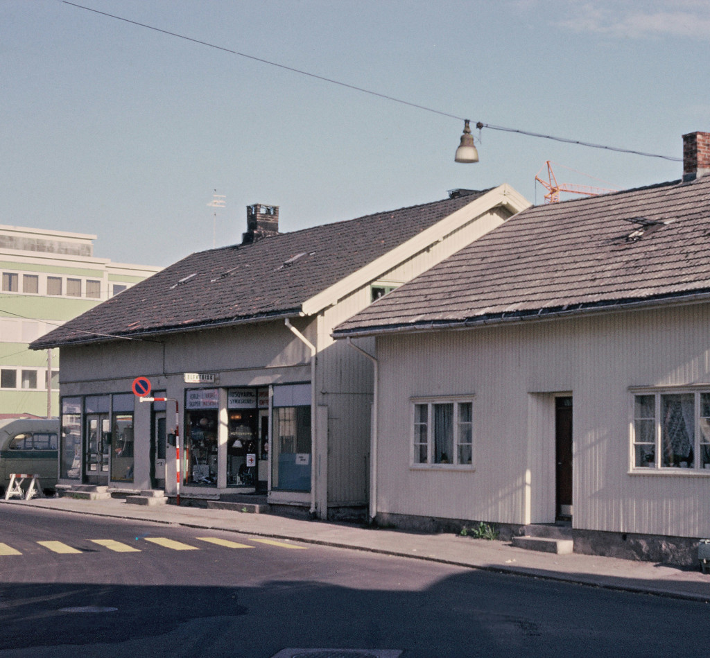Bilde av Butikk med elektriske artikler/Torggata