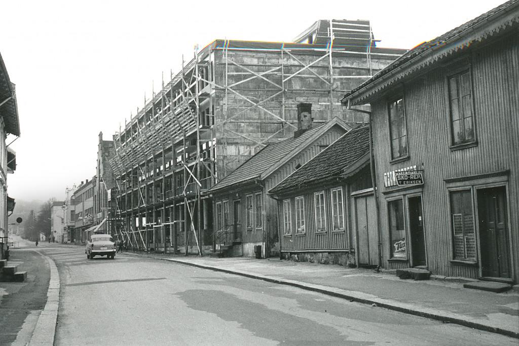 Bilde av T. Eriksens Skoreparasjoner - Dronningsen gate