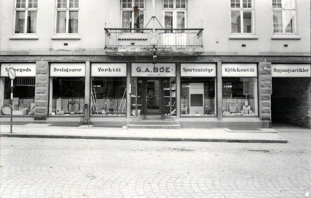 Bilde av Altmulig-butikken i Storgata 13