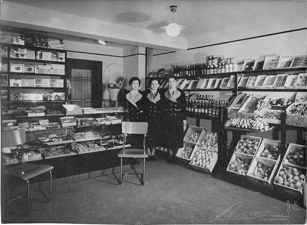 Bilde av Interiør 1938,  Storgata 2