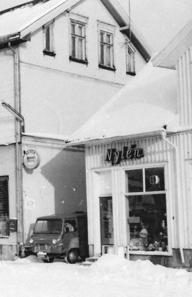 Bilde av Nylen El. på 1960-tallet