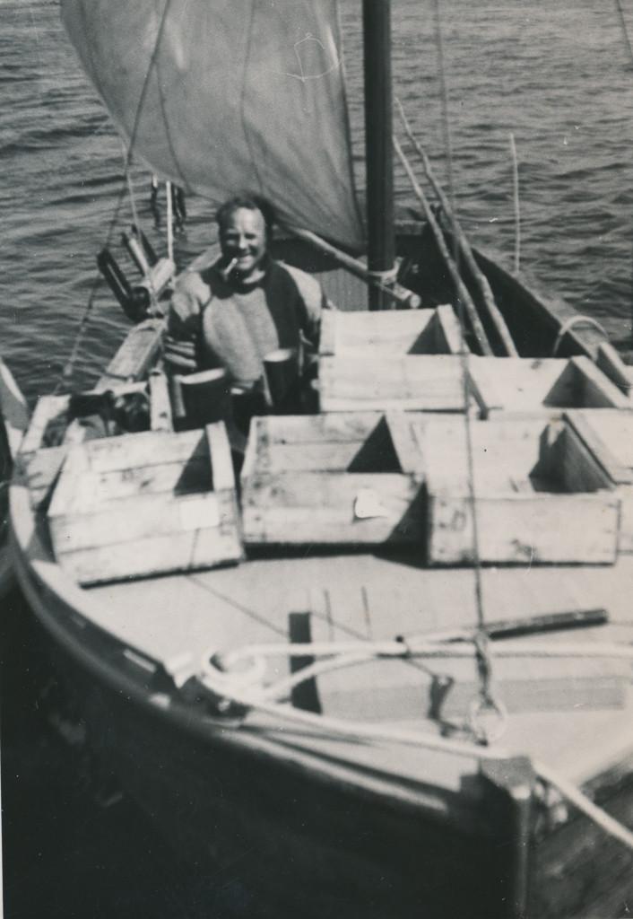 Bilde av Ute på fiske