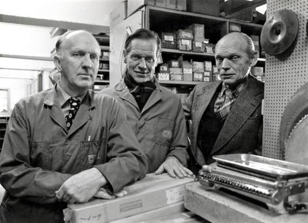 Bilde av CMV - tre brødre