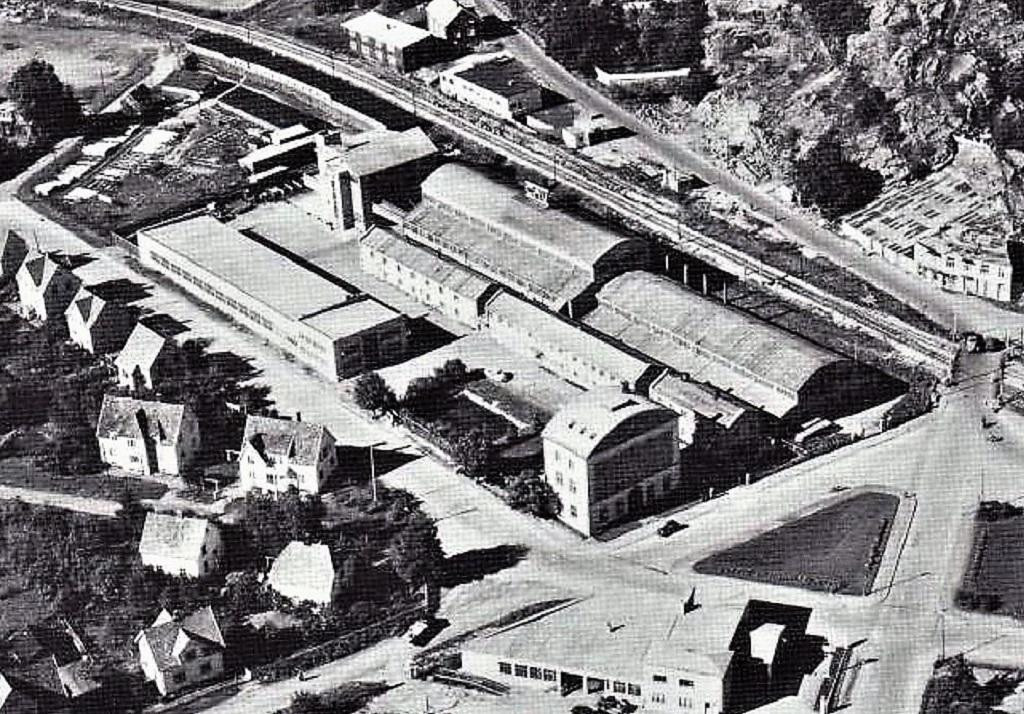 Bilde av Flyfoto av Widerøe
