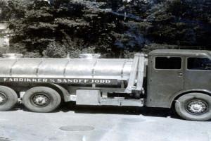 Bilde av Førerhus på tankbil