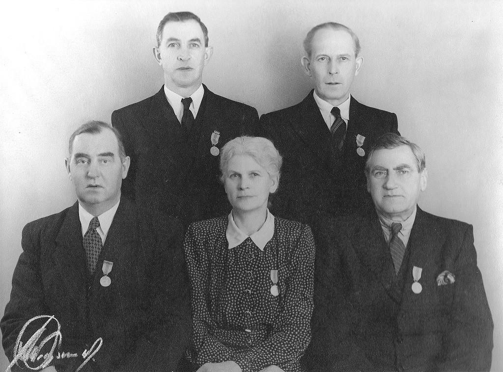 Bilde av Norges Vel medalje