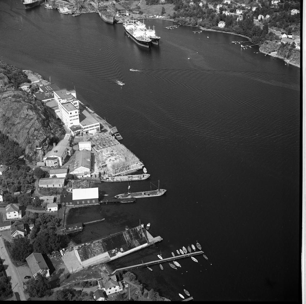 Bilde av Nybygg 1962