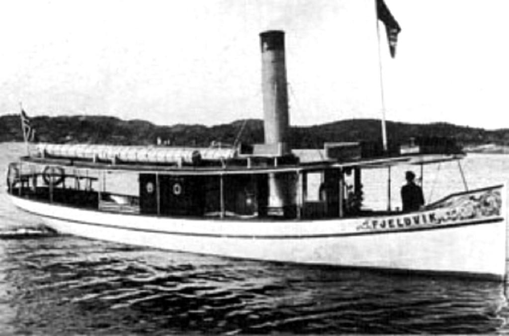 Bilde av Båten Fjeldvik