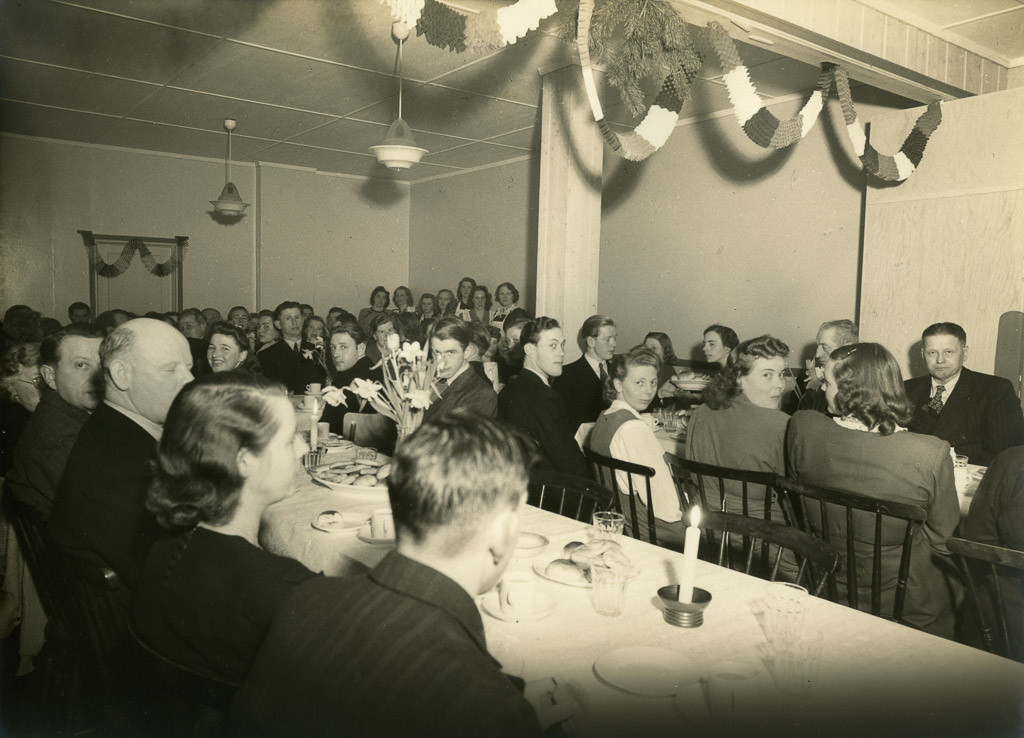 Bilde av Ny spisesal