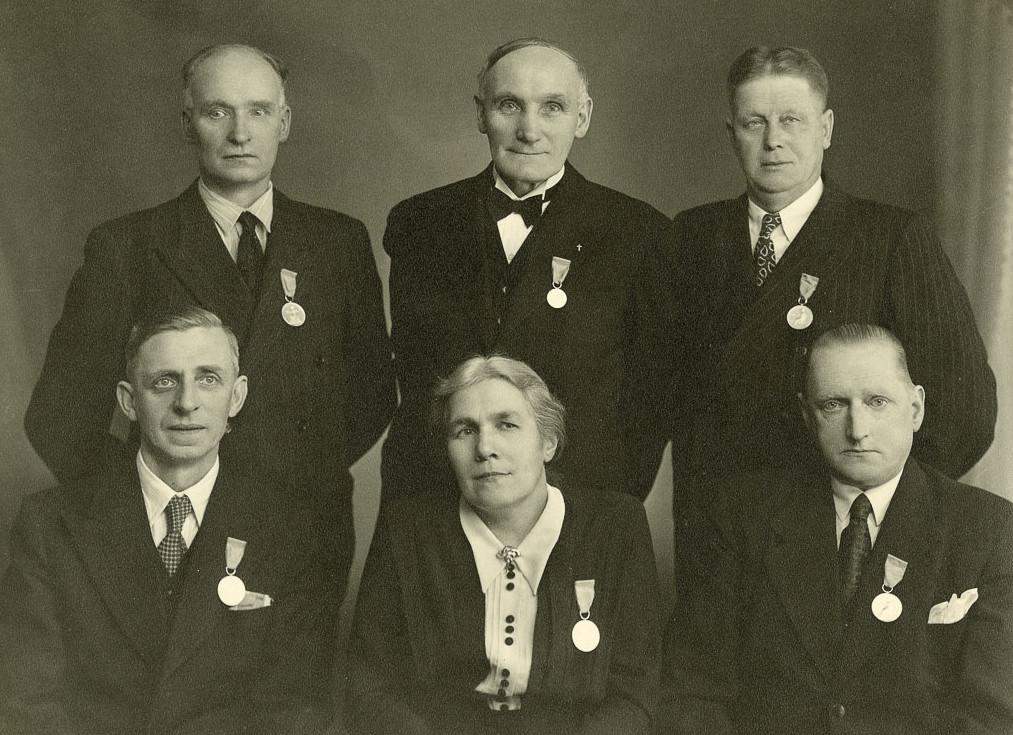 Bilde av Medaljer.