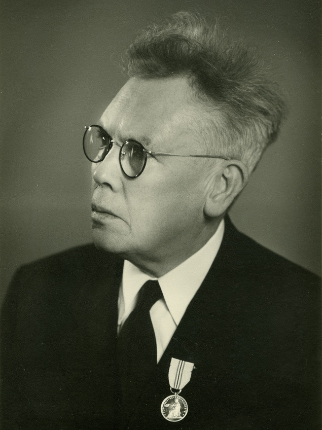 Bilde av Dekorert medarbeider 1963