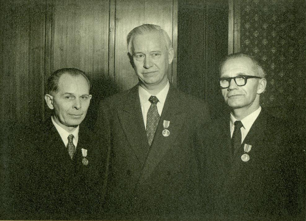 Bilde av Norges Vels medalje