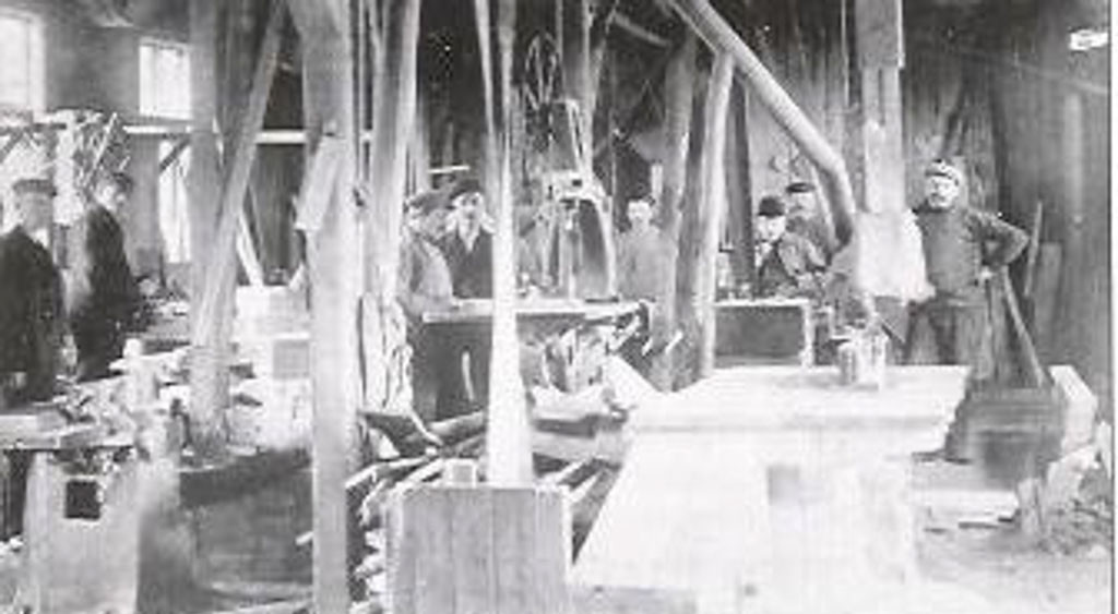 Bilde av Produksjonslokalet