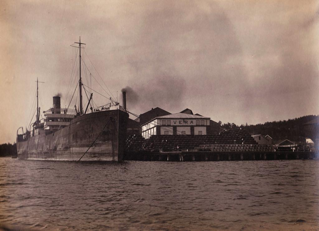 Bilde av Koprabåt