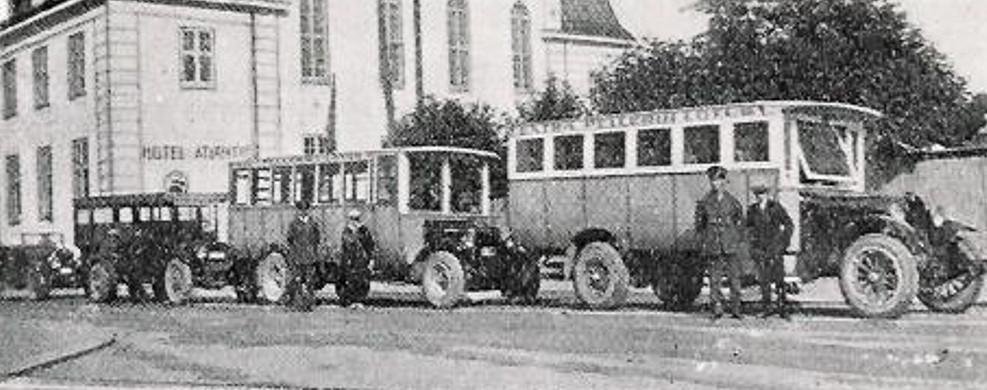 Bilde av Fra 1920-årene