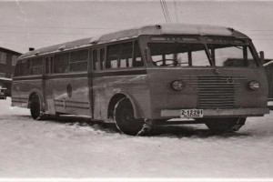 Bilde av Rutebuss