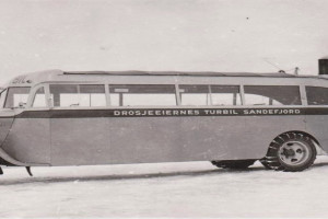 Bilde av Drosjeeiernes turbil