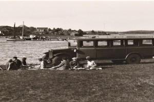 Bilde av Gamle busser