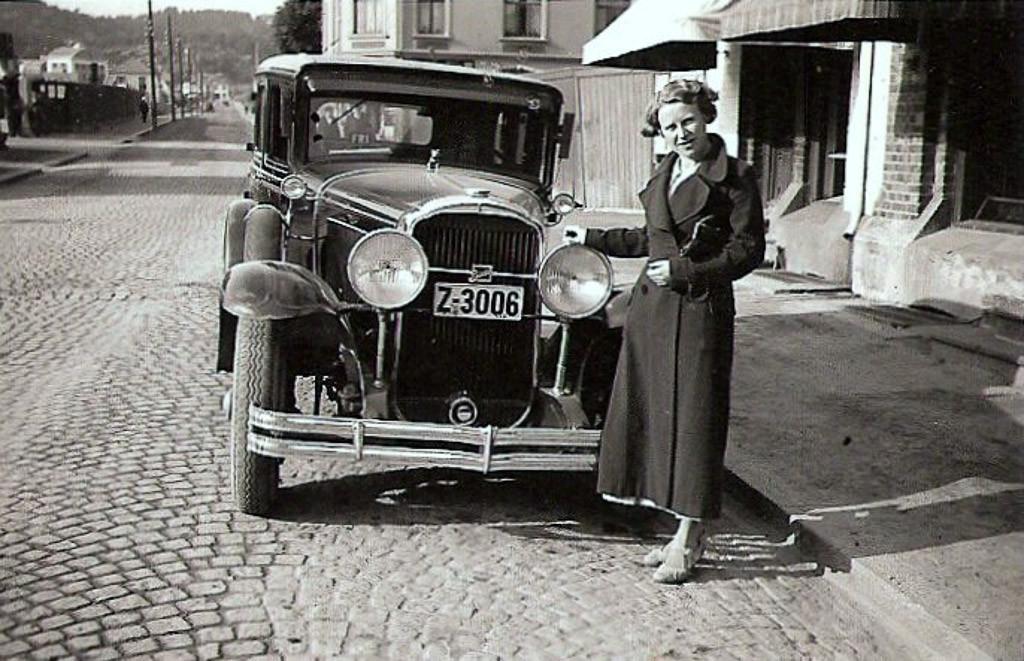 Bilde av Buick 1927 modell