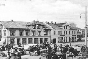 Bilde av Tidlig 1900-tallet