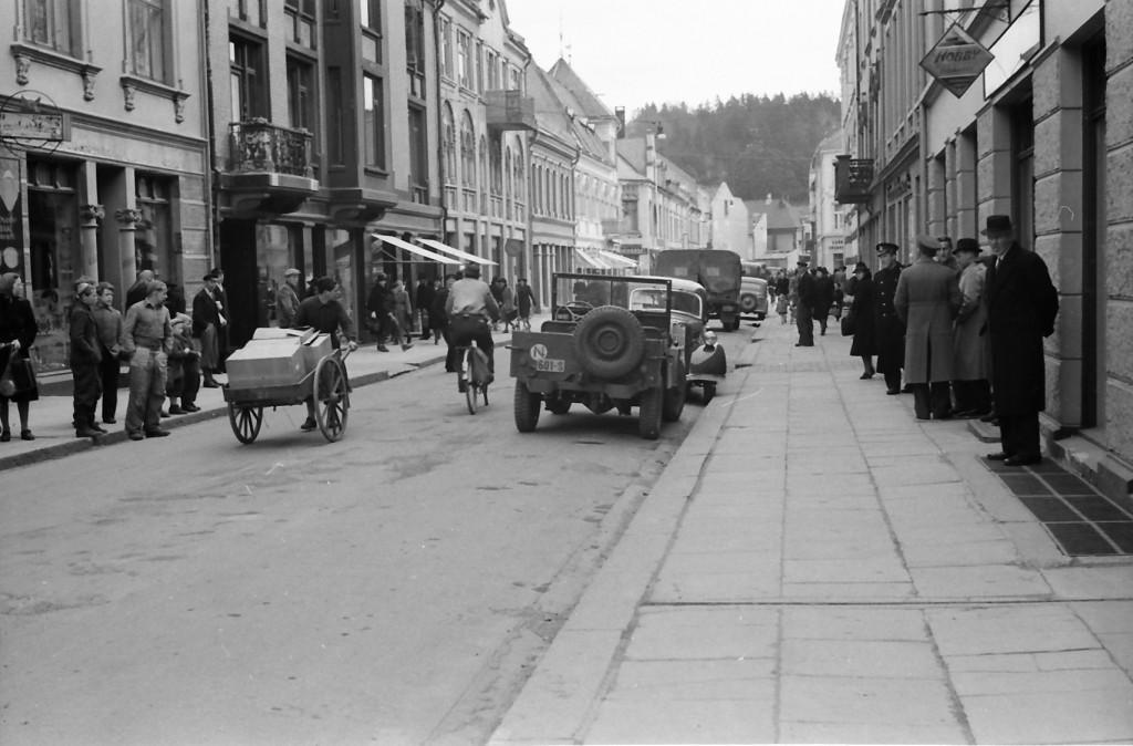 Bilde av 1946 - Kongens gate