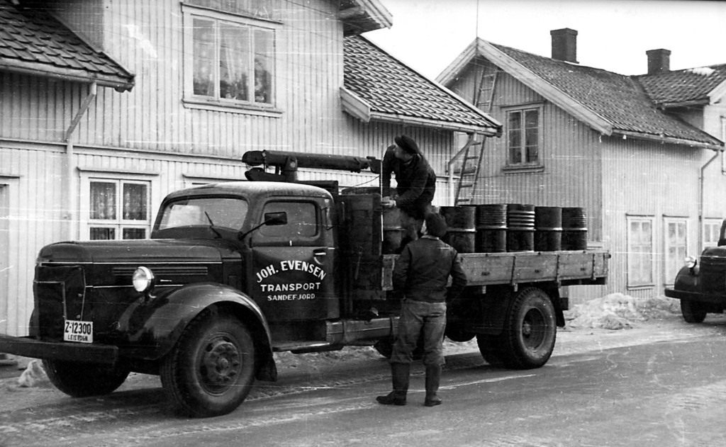 Bilde av Johan Evensen & Sønner