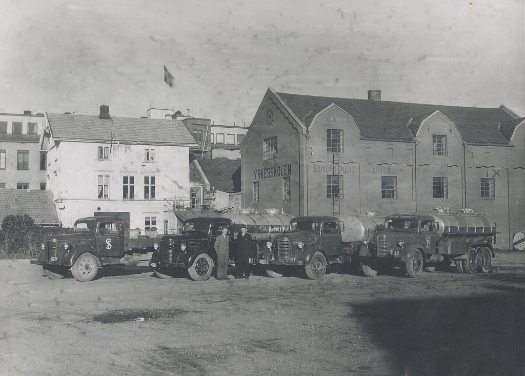 Bilde av Chr. F. Petersen