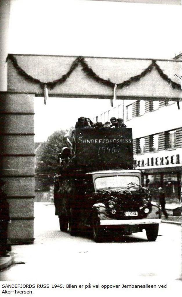 Bilde av 17. mai 1945