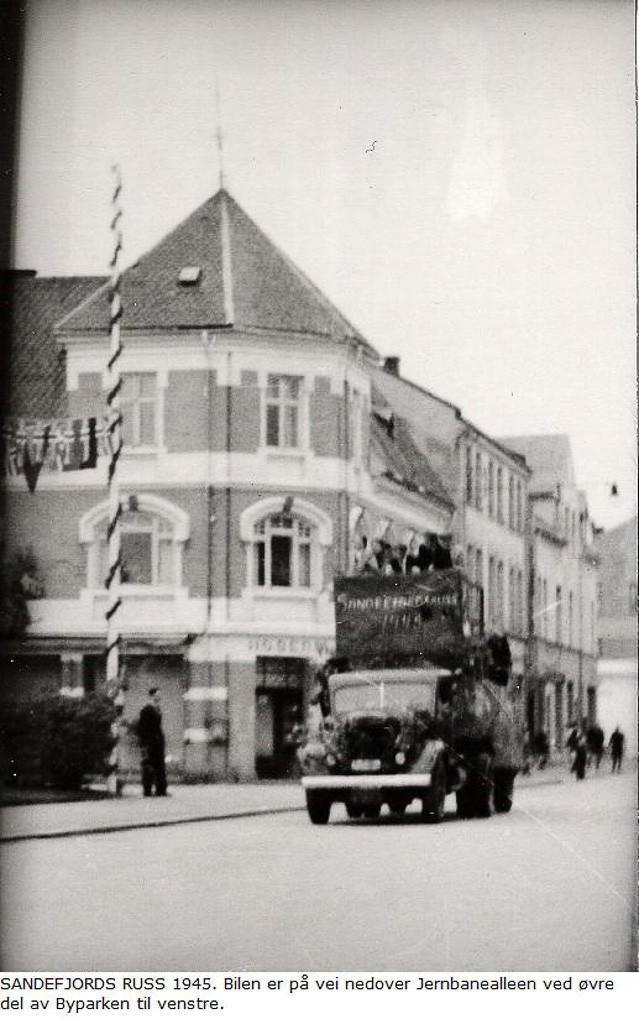 Bilde av 17.Mai 1945 Russetog