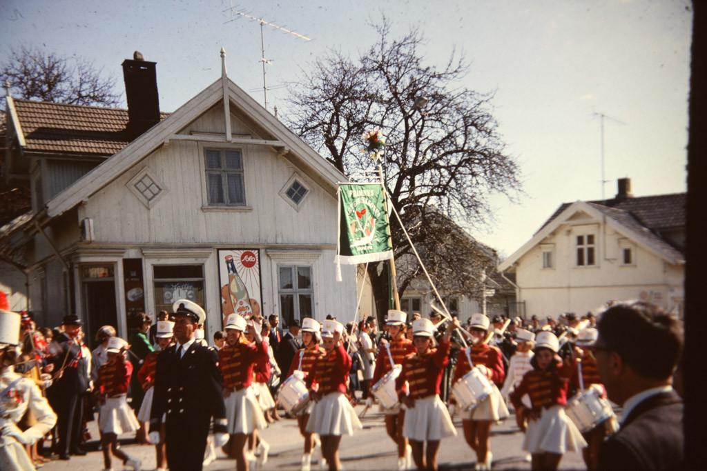 Bilde av Framnes skolekorps