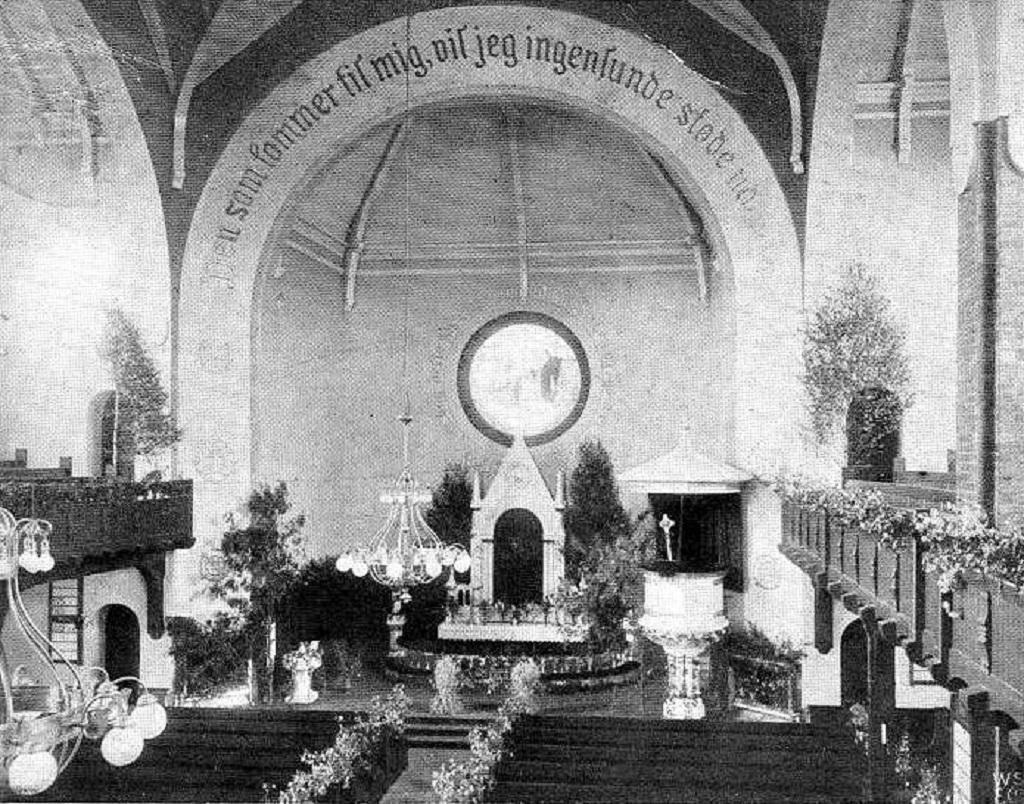Bilde av Sandefjord Kirke