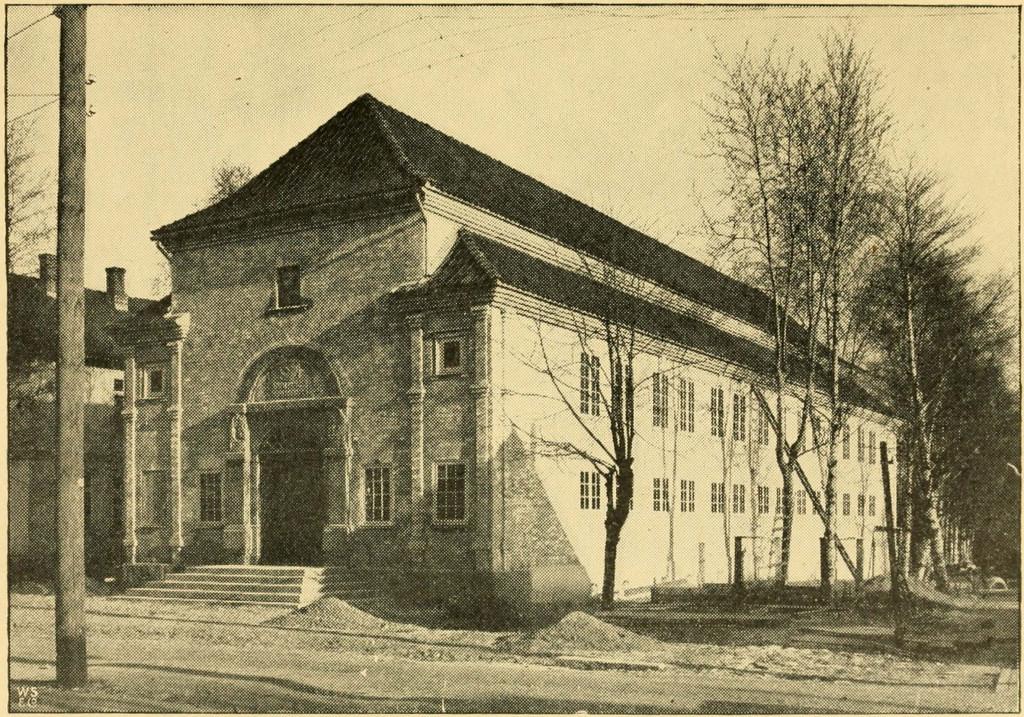 Bilde av Den flotte bygningen til Hvalfangstmuseet