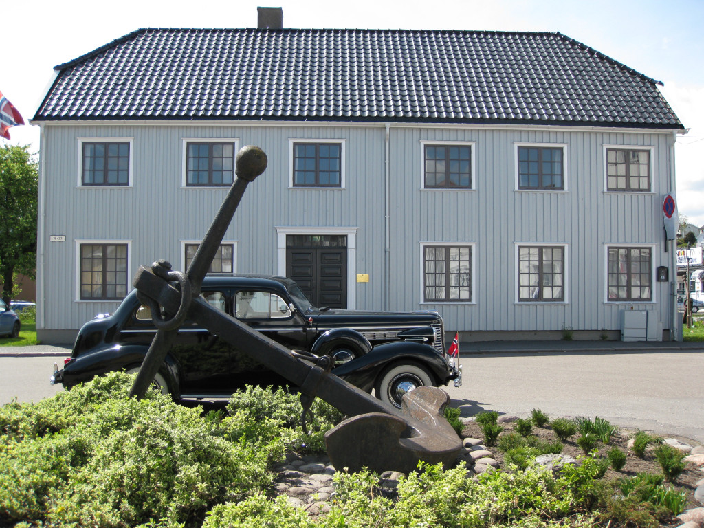 Bilde av Villa Kultura, tidligere Sandefjord sjøfartsmuseum
