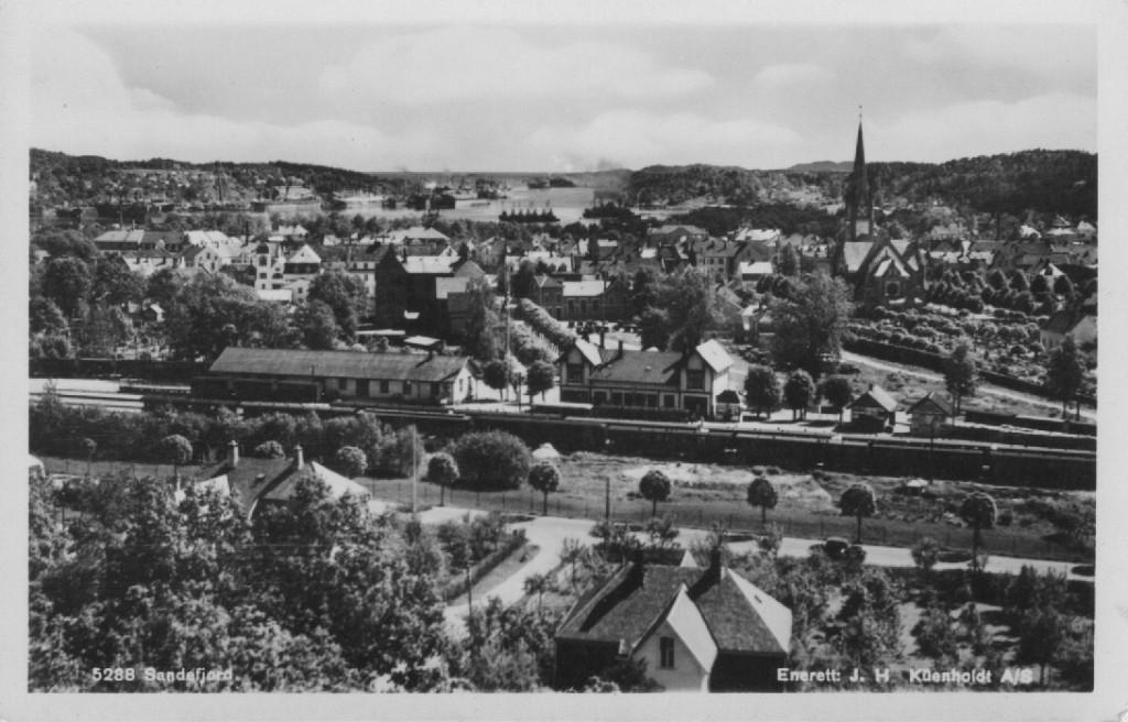 Bilde av Utsikt fra Åsly