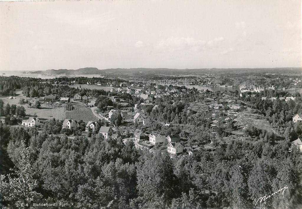 Bilde av Fjellvik og Huvik
