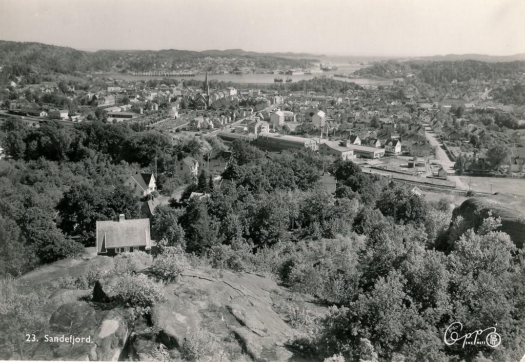 Bilde av Utsikt fra Mokollen