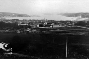 Bilde av Utsikt fra Mølleråsen