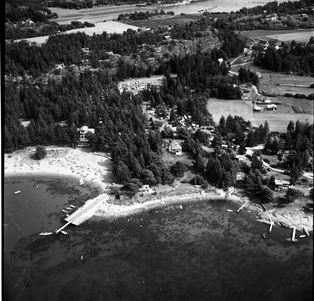 Bilde av Vøra badestrand og camping