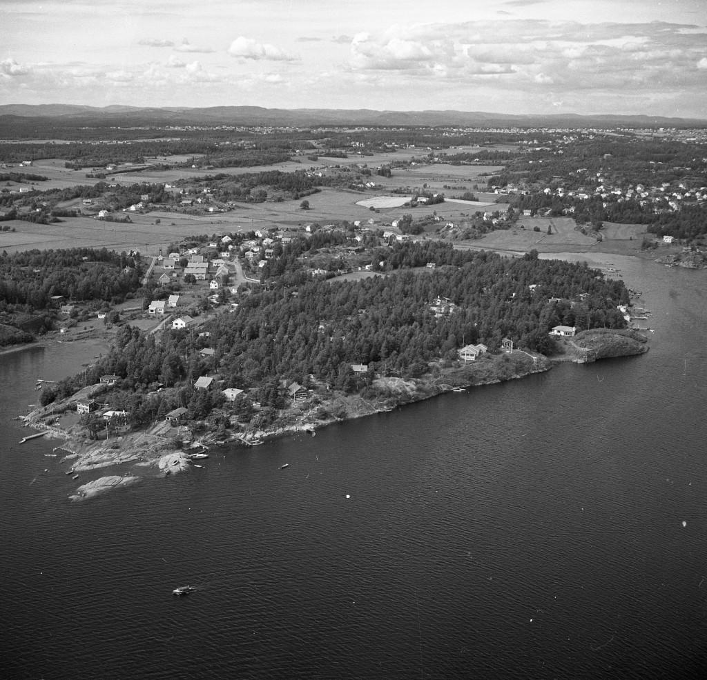 Bilde av Lofterød og Granholmsundet