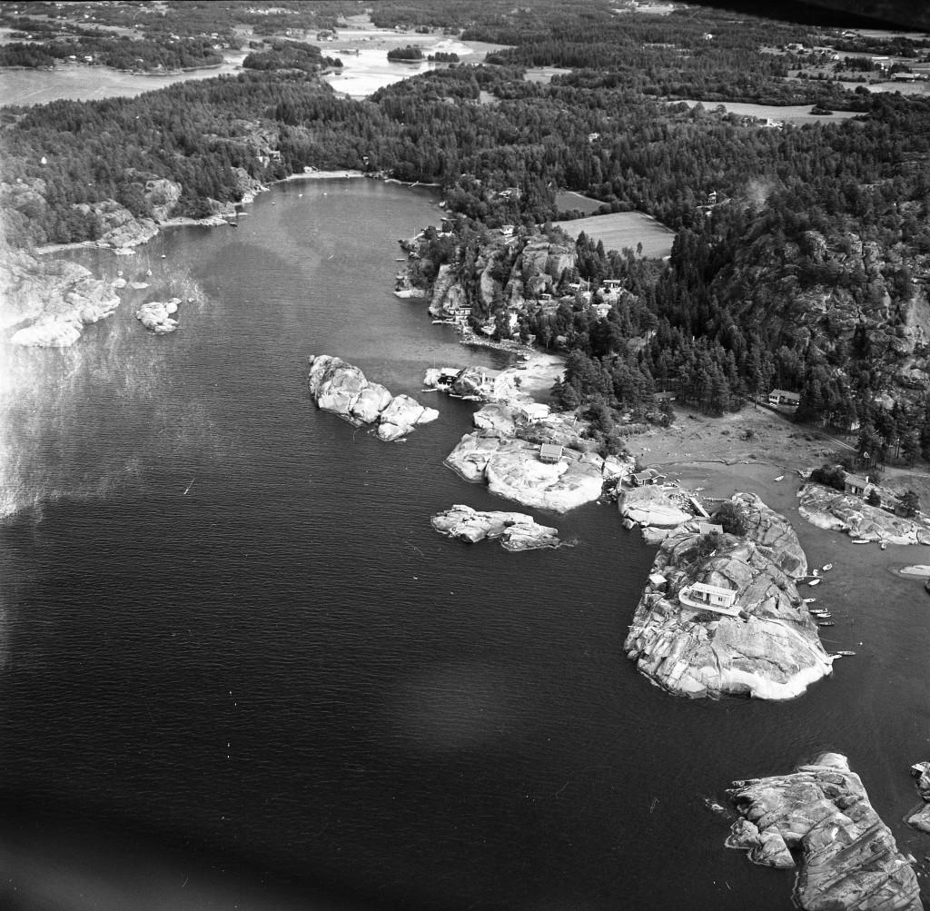 Bilde av Håkavika i Larvik kommune